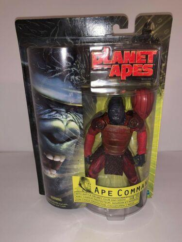 "Planet of the Apes- ""Ape Commander"" Hasbro 2001 (Box SD#10)"