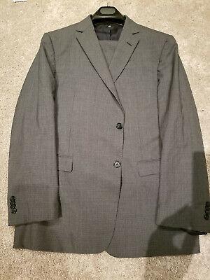 Recent Ermenegildo Zegna Z Zegna 2B Grey Suit 44 44R 46R (56 Euro)