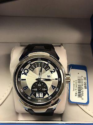 Technomarine TM-716001 Men's Sea Dream Collection Swiss Watch MSRP $750