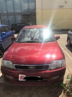 2001 Ford Laser