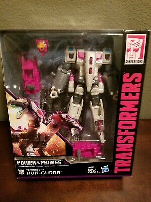 Transformers Power of the Primes Hun-Gurr Voyager Class Generations NEW Hasbro