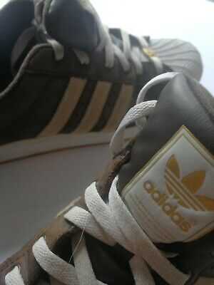 Adidas Gazelle Men's Size 10 Gold Trainers Limited Edition Originals