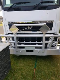 Volvo bull bar