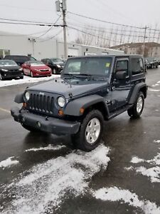 2007 Jeep Wrangler X
