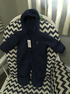 Gap Infant Snow suit Brand new with tags