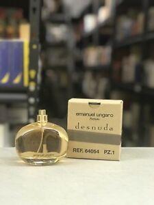 EMANUEL UNGARO DESNUDA by Emanuel Ungaro 3.4 oz. EDP Perfume Spray