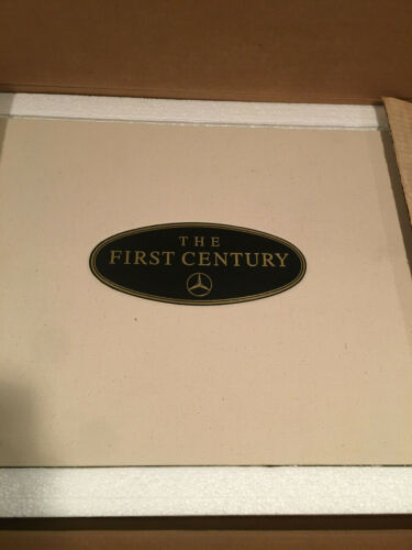 THE FIRST CENTURY BY MERCEDES-BENZ ILLUSTRATED BY KEN DALLISON  #2000 OF 2000