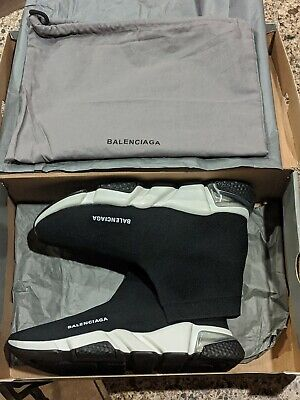 Balenciaga Speed Trainers CLEARSOLE
