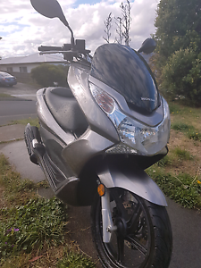 2010 Honda pcx 125 West Moonah Glenorchy Area Preview