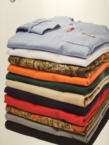 Rasco FR Henley  Long Sleeve T-Shirts Mens  NWT