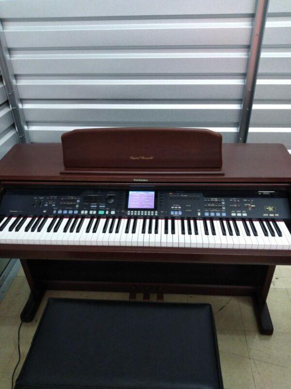 Technics SX-PR703 Piano Keyboard