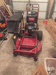 "Toro proline 32"" walk behind"