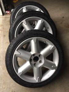 225/45R18 Maxxis Summer Tires