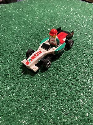 LEGO City: 60025 Just Race Car And Racer Figure.