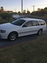 2006 Ford Falcon Station Wagon Beldon Joondalup Area Preview
