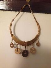 African coin necklace Arncliffe Rockdale Area Preview
