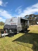 MUST SELL 21.7ft DOMAIN TOP OF THE RANGE CARAVAN Bicton Melville Area Preview