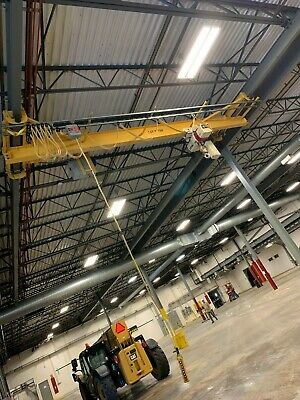 Lift Crane 4 Ton Overhead Crane 22 Span 61 Runway