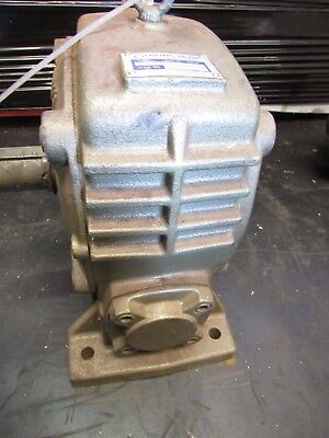 Chenta Gear Speed Reducers Type Asf Size 120 Ratio 900 M.f.g. No. 70404634