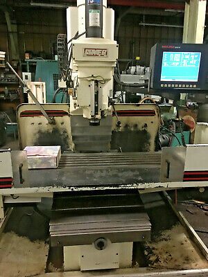 Fryer Mb-15 Vertical Cnc Bed Mill