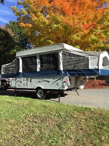 2008 Real-Lite camper trailer by Palomino.           SOLD