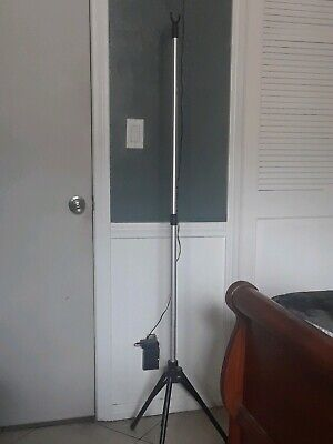 Wolf Medical Supply 3 Leg Disposable Iv Pole Ivp3l Adjustable Height