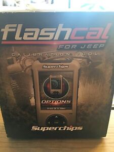 Superchips flash cal programmer for jeep.