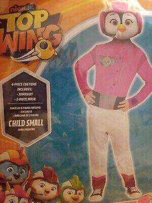Nick New Girl Halloween Costume (Nick jr. Top Wing Child Small Halloween Costume)