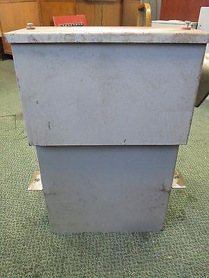 Cornell Dubilier Power Capacitor 1cs0050f33 50 Kvar 480v 60hz 3ph Used