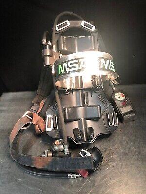 Msa Frame Harness Scba Air Pack Bottle Cylinder Tank Holder. Our 8