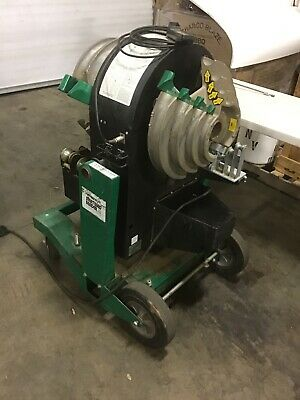 Greenlee 855 Smart Quad Pipe Conduit Bender 12 To 2 Inch. Free Shipping