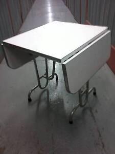 Retro laminex kitchen table, adjustable sides Kensington Melbourne City Preview