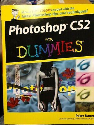 Photoshop CS2 for Dummies Instructional Book