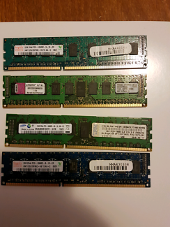 Wanted: Server memory- 2gb different brands availble  $4 each