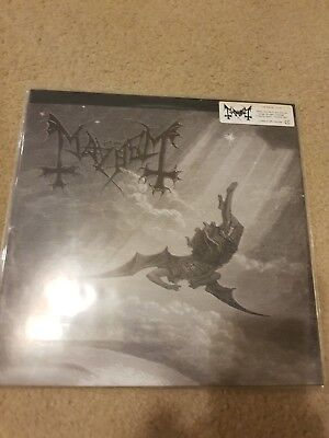 Mayhem Live Eternal original 1st press LP Lim 15/200! Low #!