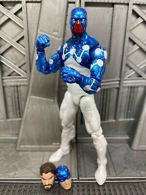 Marvel Legends Hasbro Vulture BAF Series Cosmic Spider-man 6