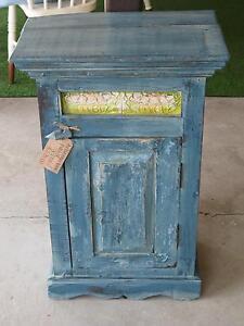 Blue Little Restored Cupboard Greenwich Lane Cove Area Preview