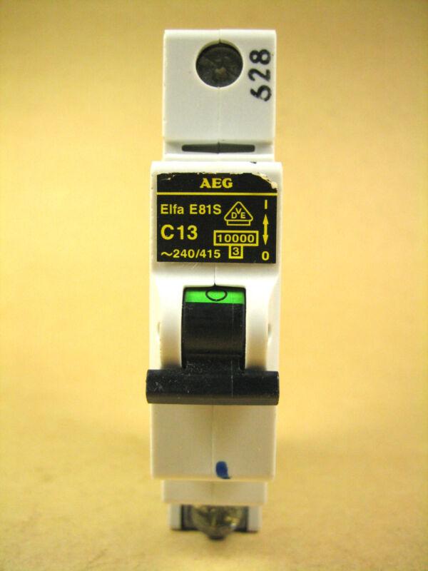 AEG -  ELFA-E81S-C13 -  Circuit Breaker