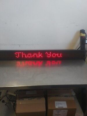 Adaptive Micro Systems Alpha 220c Message Display Sign
