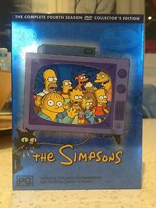 The Simpsons (4th Season Collector's Edition DVD Boxset) Kingsbury Darebin Area Preview