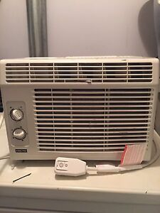 Air conditioner for sale - barely used