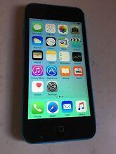 iPhone 5C Blue 16gig Unlocked Perth CBD Perth City Preview