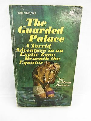 Book   The Guarded Palace Jeffrey Bowen Adventure In Exotic Zone Beneath Equator