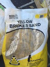 Excess sand Brickies yellow Tempe Marrickville Area Preview