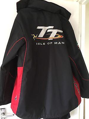 Mens Road Race Tt Isle Of Man Jacket 2010 Size Xl