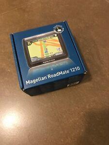 GPS Magellan Roadmate 1210