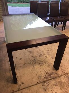 Dining Table & Chairs Package (6 seat)