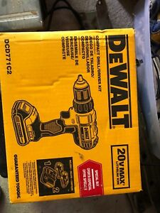 Brand new DeWalt  Compact drill 20 V