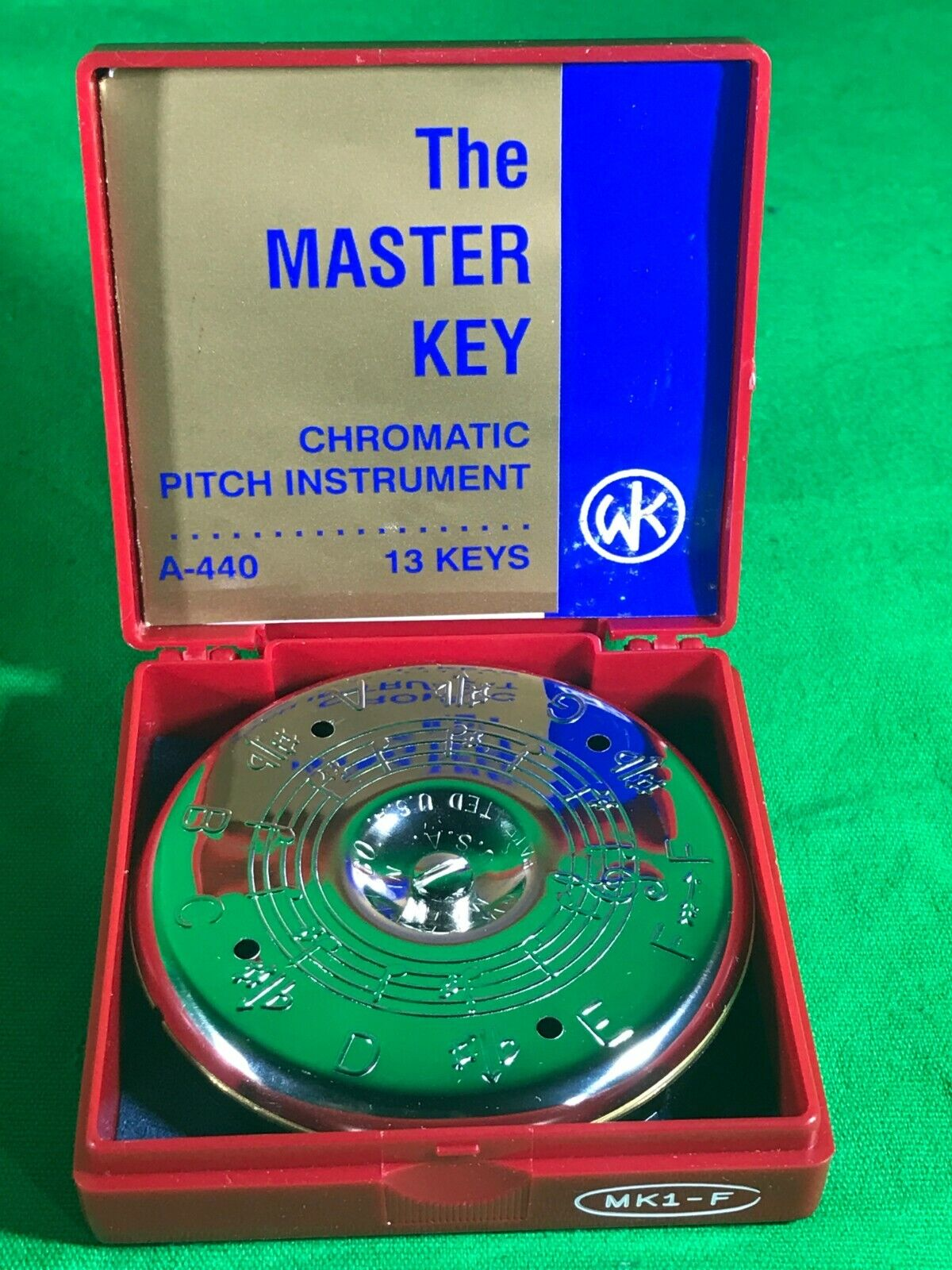 Kratt Pitch Pipe//13 Key//A-440