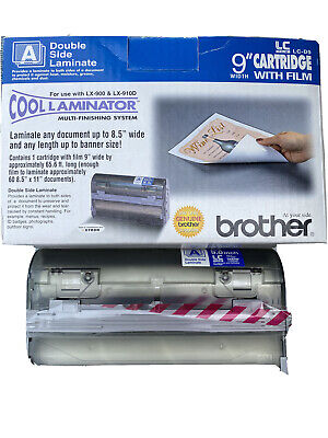 Genuine Brother LC-D9 Cool Laminator 9